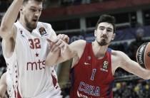 Eurolega - Torna Teodosic ed è di nuovo magia, il CSKA Mosca asfalta la Stella Rossa