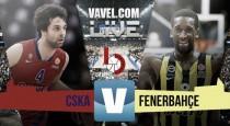 Live CSKA Mosca - Fenerbahce, finale di Eurolega 2015/16 in diretta (97-93): OVERTIME!!
