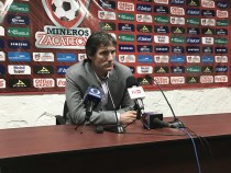 """Gabriel Caballero: """"Nos perjudicó que nos echaran a un jugador"""""""