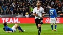 L'Allemagne facile vainqueur de l'Italie