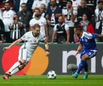 Besiktas bloccato sul pari dalla Dinamo: occasione sprecata