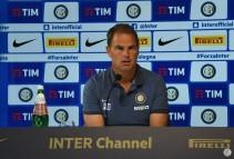 Inter, De Boer analizza il pari con il Bologna