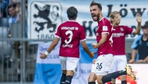 1860 Munich 0-2 Hannover 96: Karaman and Harnik earn victory for Reds