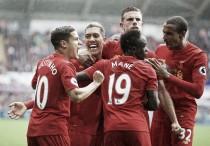 El Liverpool salva tres puntos en Swansea