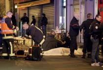 Más de 100 muertos en los atentados de París