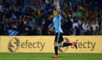 Qualificazioni Russia 2018 - Venezuela sprecone, l'Uruguay lo punisce: rotondo 3-0