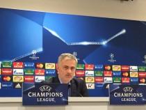 """José Mourinho: """"Jugamos bien la primera mitad, pero luego nos dormimos"""""""