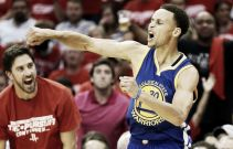 Los Warriors ejecutan la sinfonía perfecta al ritmo de Stephen Curry