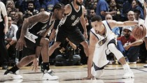 San Antonio Spurs vs Golden State Warriors en vivo y directo online NBA 2016/2017 (98-110)