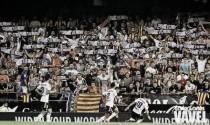 Análisis del Valencia CF, buscando volver a la normalidad