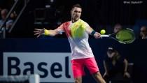 ATP Basilea, le semifinali: Nishikori attende Gilles Muller, Cilic sfida M.Zverev