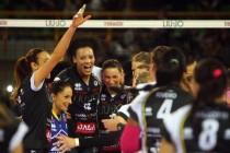 Volley, A1 femminile - Al via la nona giornata