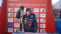 Sci alpino, Soelden: Pinturault in testa in una prima manche all'insegna dell'equilibrio