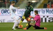 Poco o nulla a Modena: tra Carpi e Milan finisce 0-0