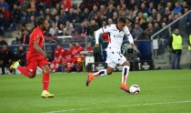 Europa League: il Nizza passa a Salisburgo, Plea stende il Red Bull