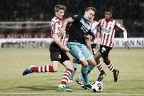 Sparta de Rotterdam 3-1 PSV:el PSV dice adiós a la KNVB Cup