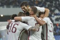 La Roma batte il Sassuolo e resta in scia alla Juventus: le voci dei protagonisti