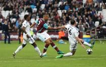 Saturday Premier League - West Ham all'ultimo, male l'Everton. Ok Stoke e Leicester