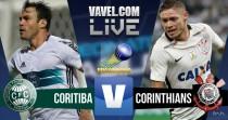 Resultado Coritiba x Corinthians pelo Campeonato Brasileiro 2016 (1-1)