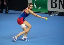 Pliskova vince l'incredibile battaglia di nervi, Mladenovic al tappeto 16-14 al terzo!
