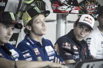 MotoGP: le parole di Lorenzo, Márquez e Rossi dopo le qualifiche a Brno