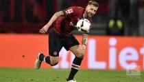 1. FC Nürnburg 2-2Würzburger Kickers: Hovland saves a point for Der Club