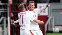 FC St. Pauli 0-1 Fortuna Düsseldorf: Daniel Buballa own goal leaves his sidedeep in the mire