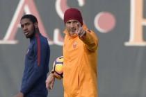 Roma - Spalletti, prove anti - Lazio