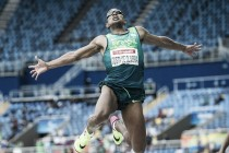 Ricardo Costa voa e conquista primeira medalha de ouro do Brasil na Paralimpíada