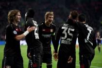 Champions League: il Leverkusen vince anche contro il Monaco, 3-0 e girone concluso nel migliore dei modi