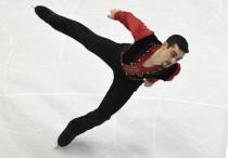 Campionati Europei, pattinaggio di figura, short program maschile: Fernandez ipoteca l'oro, Righini sesto