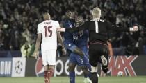 Leicester- Sevilla:puntuaciones del Sevilla de la vuelta de los octavos de final de la Champions League