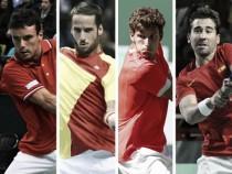 Conchita Martínez presenta el equipo español que jugará ante Rumanía