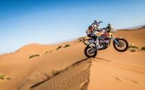 Rally Dakar: Méo se apunta su segunda etapa