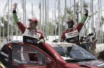 Rally Dakar 2016: Ten Brinke se lleva un accidentado prólogo