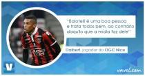 VAVEL Entrevista: lateral Dalbert vive auge da carreira e comenta convívio com Balotelli