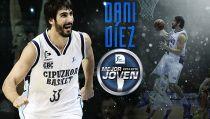 Dani Díez, mejor joven de la Liga Endesa
