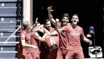 Un gol oscense mantiene la distancia entre Tenerife y Huesca