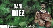 Unicaja 2016/17: Dani Díez