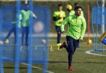 Dani Ojeda ya trabaja con el Granada CF