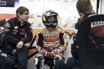 """Dani Pedrosa: """"He tenido que usar mi segunda moto y eso me ha dado problemas"""""""