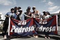 Los fans, el mejor bálsamo para Dani Pedrosa