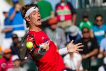 Gimeno-Traver cae en su debut en Indian Wells