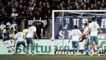 Virtual rebaixado, Darmstadt supera Schalke com gol nos acréscimos