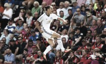 AFC Bournemouth 1-3 Manchester United: Away player ratings as Zlatan steals the show with late strike