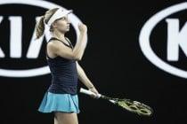 Australian Open: Daria Gavrilova edges Naomi Broady in thrilling comeback