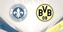 Previa Darmstadt – Borussia Dortmund: ganar con objetivos distintos