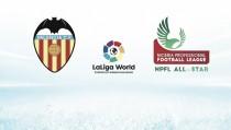 El Valencia CF se enfrentará a los All Stars de Nigeria en Alzira