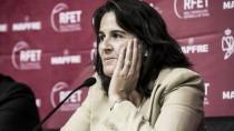 """Conchita Martínez: """"En Copa Federación los partidos nunca van a ser fáciles"""""""
