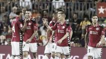 El Deportivo Alavés no conoce la derrota